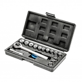 HIGO Socket wrench set 1/4""