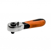 "Dual drive ratchet handle 1/4"" PREMIUM"