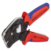 KNIPEX Self-Adjusting Crimping Pliers for end sleeves
