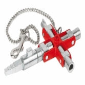KNIPEX Universal key for construction use