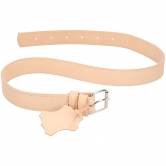 Leather belt B42