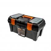 "FASTER TOOLS Tool box 18"" with organisers"