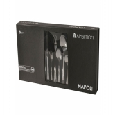AMBITION Cutlery set NAPOLI 36 cz. Gift Box