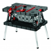 KETER Folding work bench table