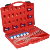 DRAUMET Overflow diagnostic kit for Common Rail injectors - 31 pcs